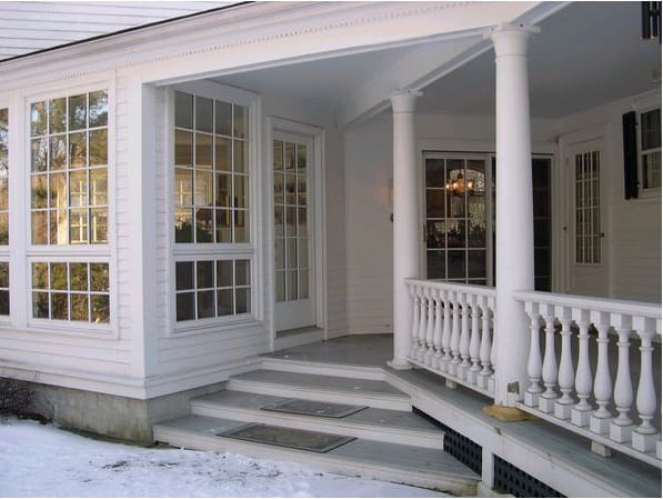 custom designed decks and porches built to your specifications