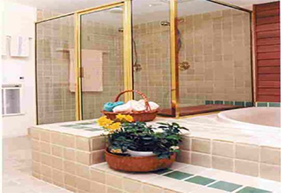 Custom bathrooms - renovations -and upgrades: quality workmanship and personal service