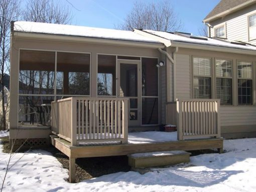Deck and Porch 1